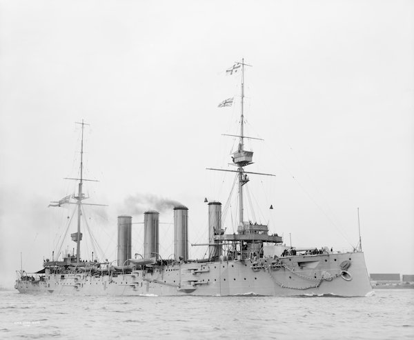 HMS Good Hope, Alfred Solly was killed while serving aboard during the Battle of Coronel in WW1