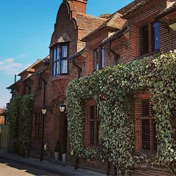 The Fordwich Arms, Fordwich, where Richard Sole stabbed Charles Hills
