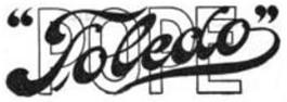 The Pope Toledo logo